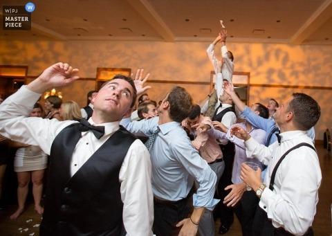 Fotografo di matrimoni John Zich dell'Illinois, Stati Uniti