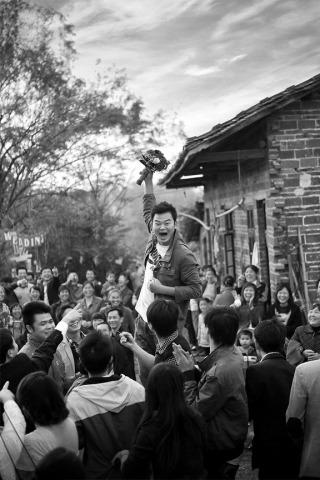 Huwelijksfotograaf Fei Wang uit Jiangxi, China