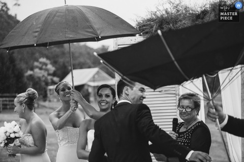 Wedding Photographer Dean Dampney of New South Wales, Australia