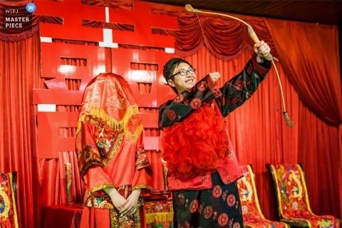 Huwelijksfotograaf Weng Jun van Shanghai, China