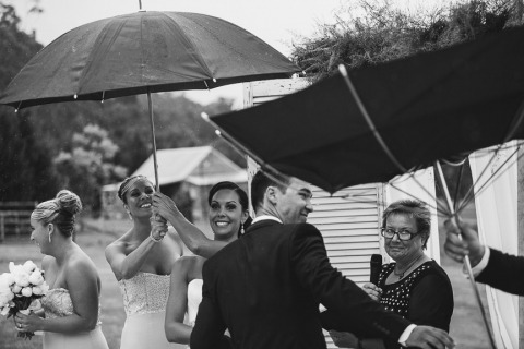 Huwelijksfotograaf Dean Dampney uit New South Wales, Australië