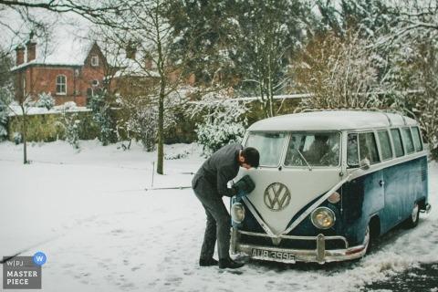 Wedding Photographer Verity Sansom of West Yorkshire, United Kingdom