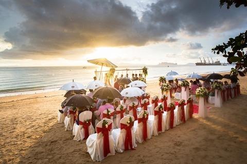 Hochzeits-Fotograf Wasin Wisaratanon von Phuket, Thailand