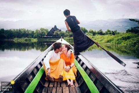 Wedding Photographer Aidan Dockery of Surat Thani, Thailand