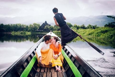 婚禮攝影師Aidan Dockery,泰國