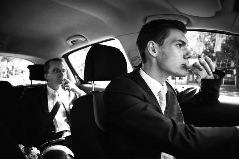 婚禮攝影師Vincent Lejale,法國