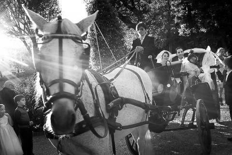 錫耶納,意大利的婚禮攝影師Angelo Governi