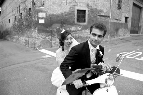 婚禮攝影師克拉拉Bigaretti,意大利