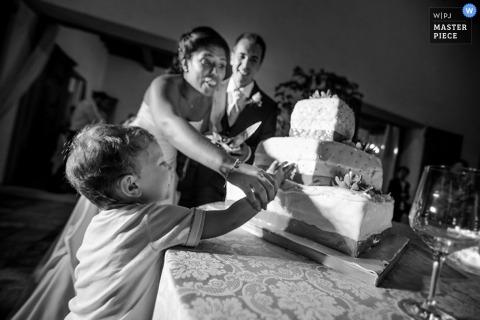 Wedding Photographer Luca Fabbian of Vicenza, Italy