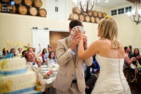 Hochzeitsfotograf Courtney Potter von North Carolina, Vereinigte Staaten