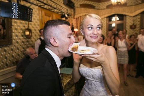 Hochzeitsfotograf Michal Siergiejewicz aus Dolnoslaskie, Polen