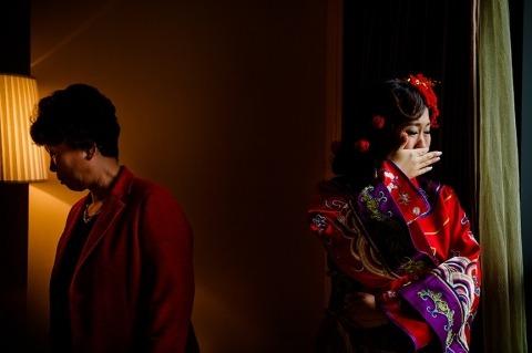 Hochzeits-Fotograf GuangYi Sun von Tianjin, China