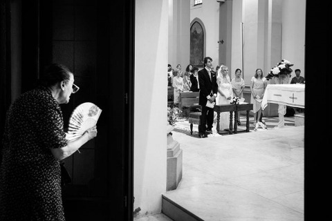 Wedding Photographer Marco Miglianti of Grosseto, Italy