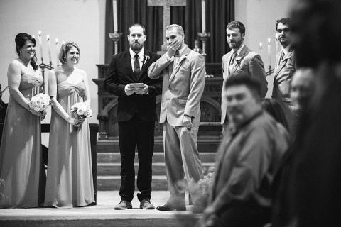 SC Wedding Ceremony Photographers - Amelia and Dan