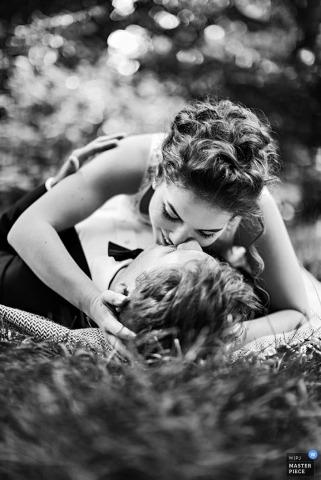 Huwelijksfotograaf Inbal Sivan uit New York, Verenigde Staten