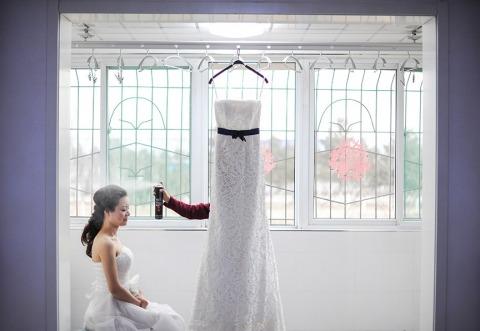 Wedding Photographer Bai Gang of Shanxi, China