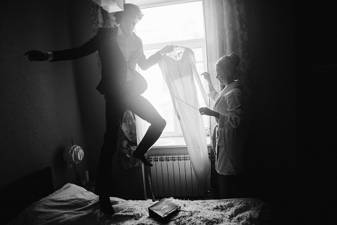 Wedding Photographer Artem Pitkevich of , Russia
