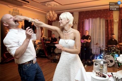 Photographe de mariage Justyna Ortyl de, Pologne