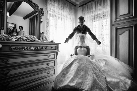 Wedding Photographer Francesco Survara of Roma, Italy