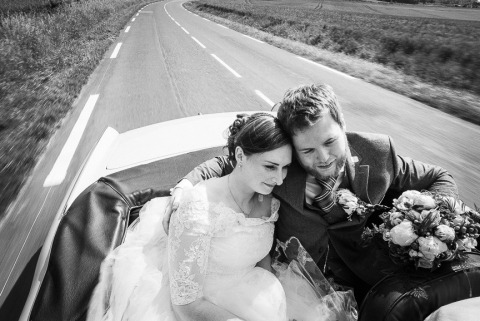 Wedding Photographer Benjamin Brette of , France
