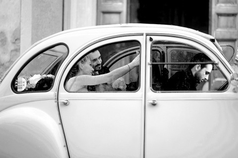Wedding Photographer Massimiliano Magliacca of Roma, Italy