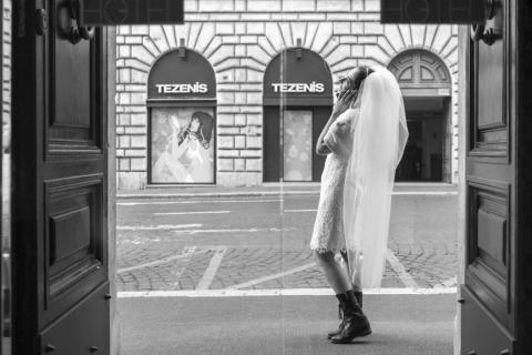 Wedding Photographer Giuliano Del Gatto of , Italy
