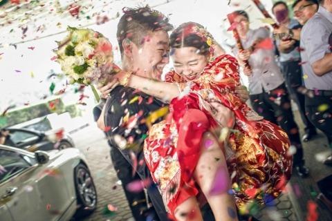 Wedding Photographer Xing Lei of Tianjin, China