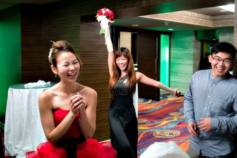 Hochzeitsfotograf Yong How Tey von, Singapur