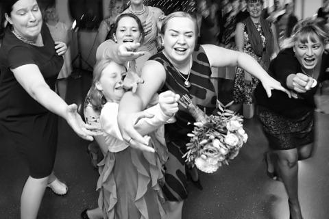 Hochzeitsfotograf Janne Miettinen von, Finnland