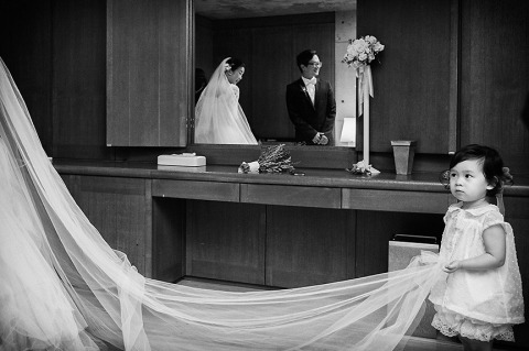 Hochzeitsfotograf Leon Wong von, China