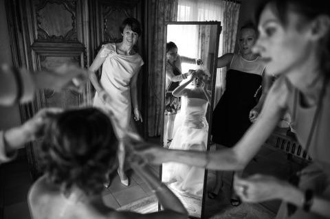 Hochzeitsfotograf Gaelle Le Berre von, Frankreich