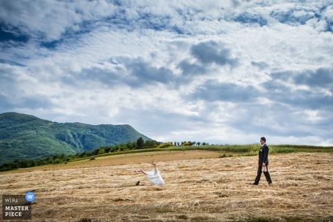 Huwelijksfotograaf Samuele Ciaffoni uit Ancona, Italië