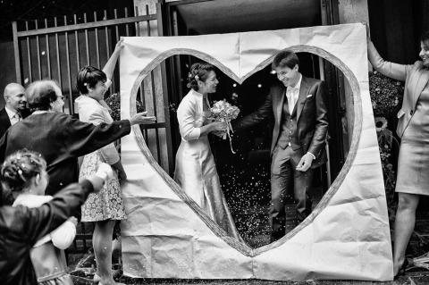 Wedding Photographer Maurizio Gjivovich of Torino, Italy