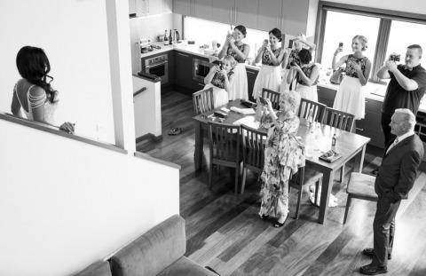 Photographe de mariage Dean Dampney de New South Wales, Australie
