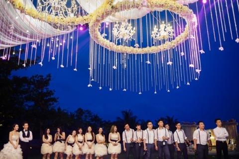 Trouwfotograaf Leon Wong uit China