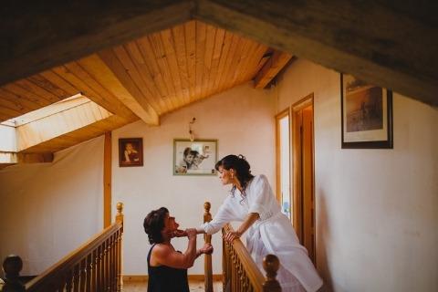 Fotograaf Stephen Liberge van het huwelijk, Frankrijk
