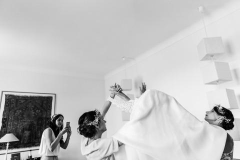 Huwelijksfotograaf Karol Robache van, Frankrijk