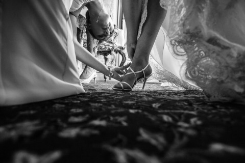 Huwelijksfotograaf Giuseppe Giorgetti uit Milaan, Italië