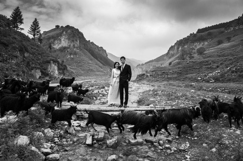 Photographe de mariage Bai Gang of, Chine