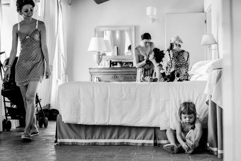 Hochzeitsfotograf Andrea Sampoli von Siena, Italien