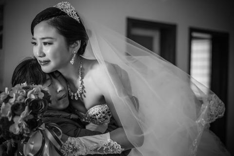 Hochzeits-Fotograf sterben Chen von Zhejiang, China