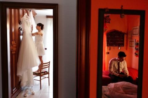 Hochzeitsfotograf Danilo Coluccio aus Reggio Calabria, Italien