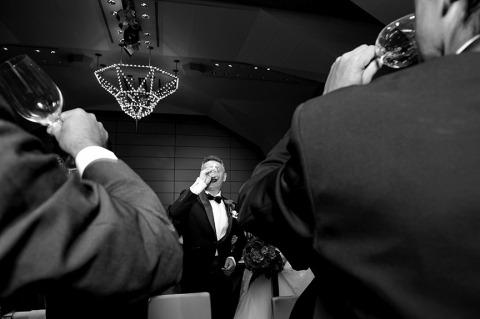 La fotógrafa de bodas Tracey Taylor de Tokio, Japón