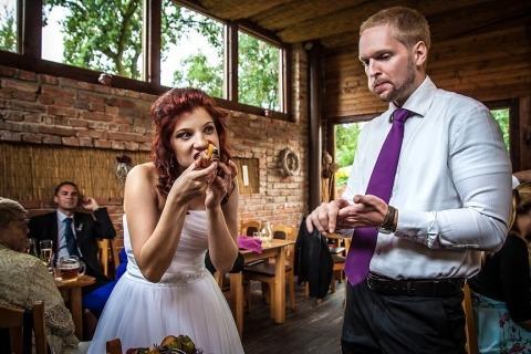 Fotógrafo de bodas Matous Barta de, República Checa
