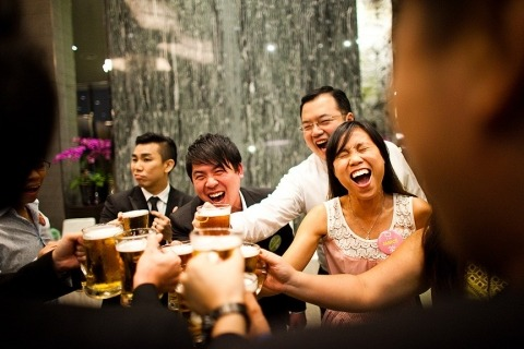 Wedding Photographer ChuianFeng Lui of , Singapore
