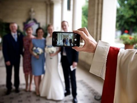 Wedding Photographer Luca Rossini of Roma, Italy