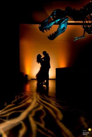 Hochzeitsempfangsphotographie in Texas | Berichterstattung für Houston Hochzeiten