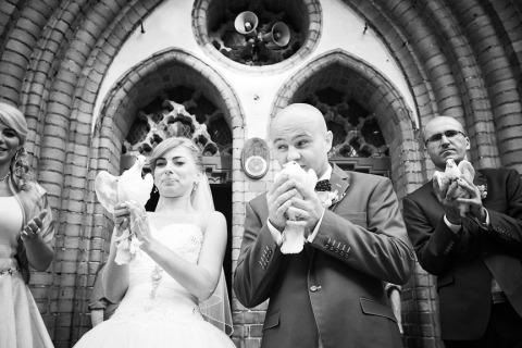 Photographe de mariage Iwona Aleksandrowicz de, Pologne