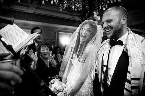 Reportage Photographie de mariage de Londres, Royaume-Uni