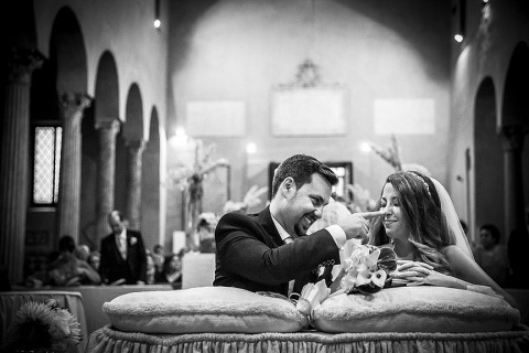 Wedding Photographer Alessandro Iasevoli of Roma, Italy